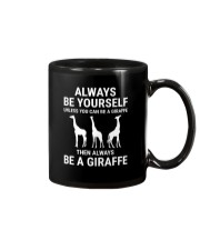 Always Be Yourself Giraffe Lover Funny T-shirt Mug thumbnail