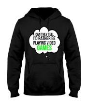 Funny Video Games Gift T-shirt Hooded Sweatshirt thumbnail
