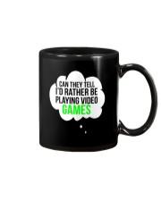 Funny Video Games Gift T-shirt Mug thumbnail