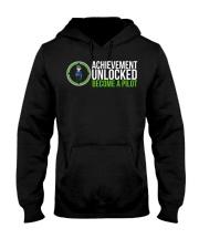 Cool Video Game Addict Pilot T-shirt Hooded Sweatshirt thumbnail