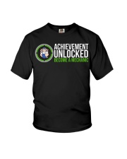 Video Game Mechanic T-shirt Youth T-Shirt thumbnail