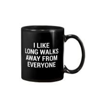 Funny Sarcastic Introvert Quote T-Shirt Mug thumbnail