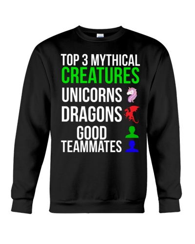 Mythical Creatures Funny Gamer T-shirt