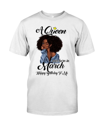 A Queen March