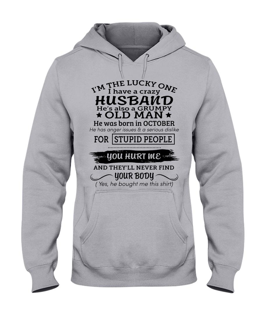 October Girl Hooded Sweatshirt
