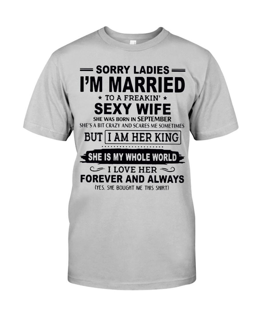Wife September Classic T-Shirt