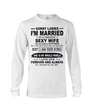 Wife September Long Sleeve Tee thumbnail