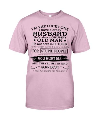 Husband October