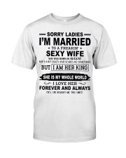 Wife August Classic T-Shirt tile