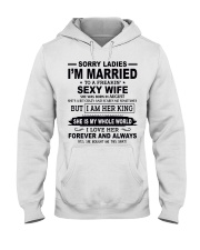 Wife August Hooded Sweatshirt thumbnail