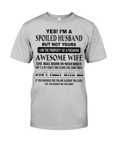 Wife November