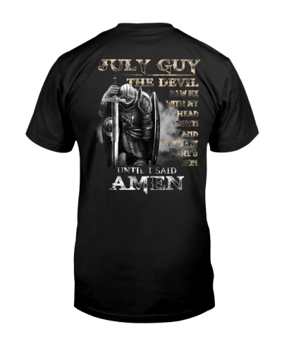 July Guy