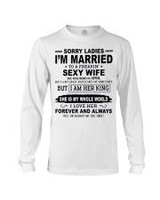 Wife  April Long Sleeve Tee thumbnail