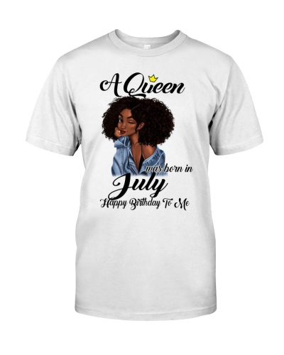 A Queen July