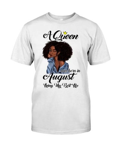 A Queen August
