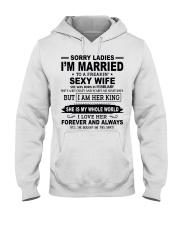 Wife  February Hooded Sweatshirt thumbnail