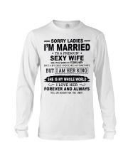 Wife  February Long Sleeve Tee thumbnail