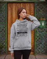 November Girl Hooded Sweatshirt apparel-hooded-sweatshirt-lifestyle-02