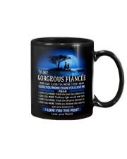 I LOVE YOU - MY FIANCEE Mug front