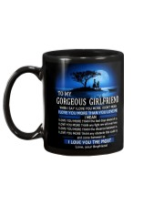 I LOVE YOU - MY GIRLFRIEND Mug back
