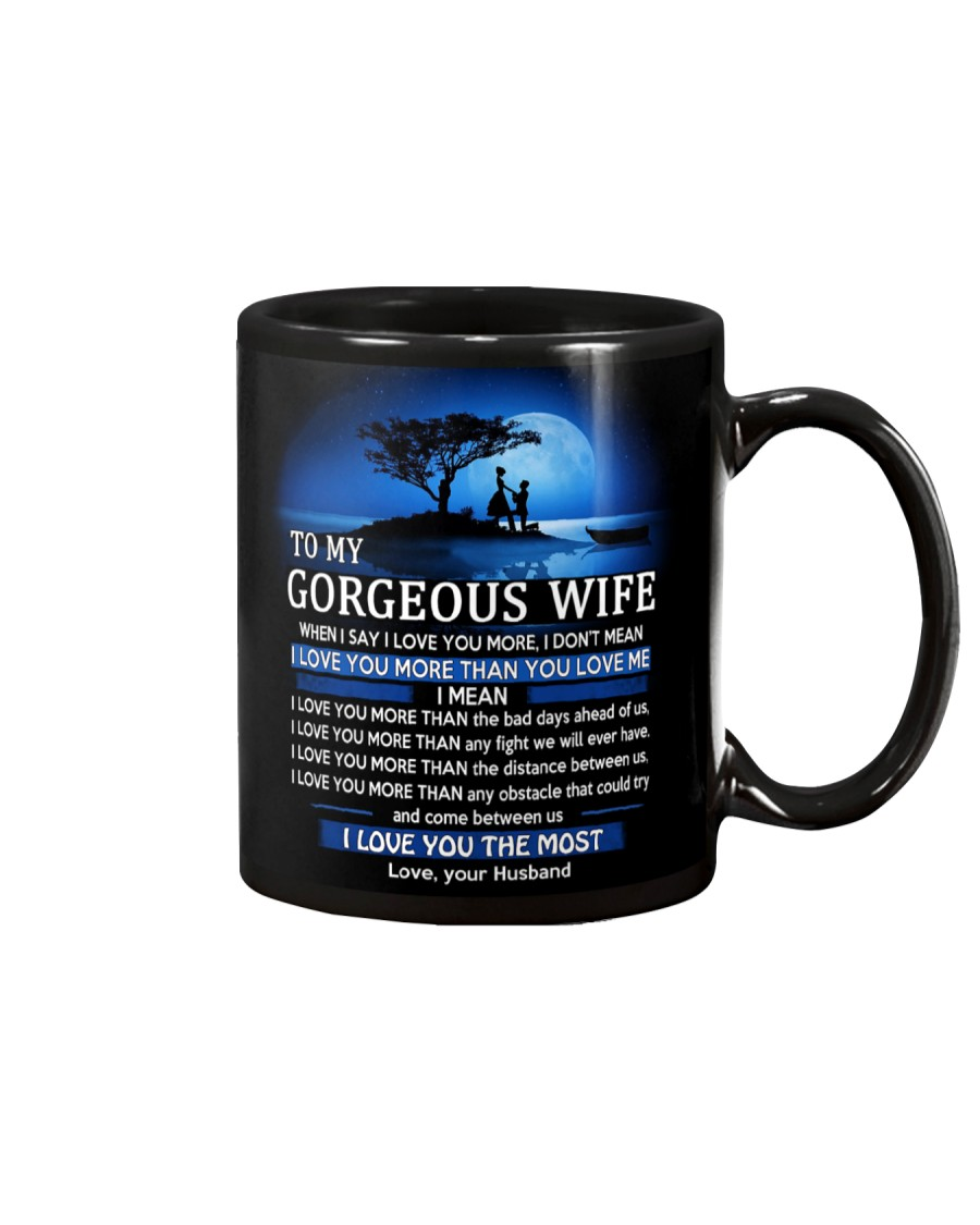 I LOVE YOU - MY WIFE Mug