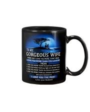 I LOVE YOU - MY WIFE Mug front