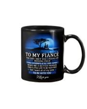 I LOVE YOU -  MY FIANCE Mug front