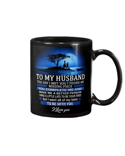 I LOVE YOU - MY HUSBAND