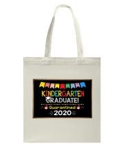 Kindergarten Graduation  Tote Bag thumbnail