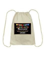 Kindergarten Graduation  Drawstring Bag thumbnail