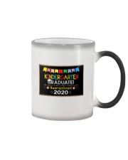 Kindergarten Graduation  Color Changing Mug thumbnail
