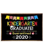 Kindergarten Graduation  17x11 Poster front