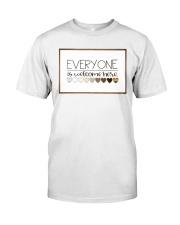 Welcome everyone Classic T-Shirt thumbnail