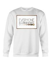 Welcome everyone Crewneck Sweatshirt thumbnail