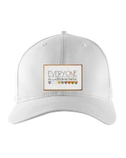 Welcome everyone Embroidered Hat thumbnail