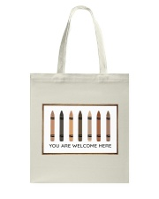 You Are Welcome Here Tote Bag thumbnail