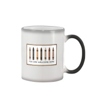 You Are Welcome Here Color Changing Mug thumbnail