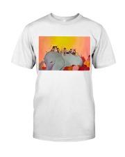 Elephant and Kids Classic T-Shirt tile