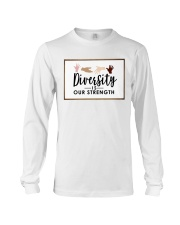 Diversity is our strength Long Sleeve Tee thumbnail