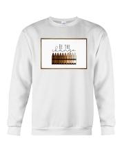 Be the change Crewneck Sweatshirt thumbnail