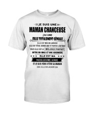 Je suis une Maman Chanceuse - Kun 01 Classic T-Shirt thumbnail