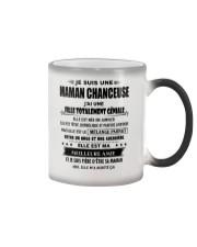 Je suis une Maman Chanceuse - Kun 01 Color Changing Mug thumbnail