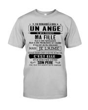 Cadeaux pour le pere - Janvier X Classic T-Shirt front