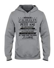 The perfect gift for your girlfriend - Dtt Hooded Sweatshirt front