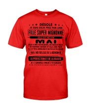 Cadeau parfait pour les proches AH05up3 Classic T-Shirt tile