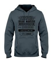 ELLE AUSSI - H02 Hooded Sweatshirt tile
