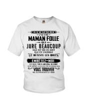 Cadeau pour la mere - C08 Youth T-Shirt tile
