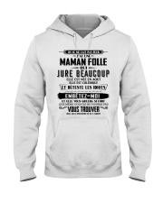 Cadeau pour la mere - C08 Hooded Sweatshirt tile