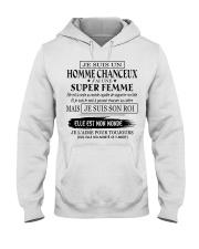 Cadeau pour mari   Hooded Sweatshirt thumbnail