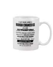 Je suis une Maman Chanceuse - Kun 00 Mug thumbnail